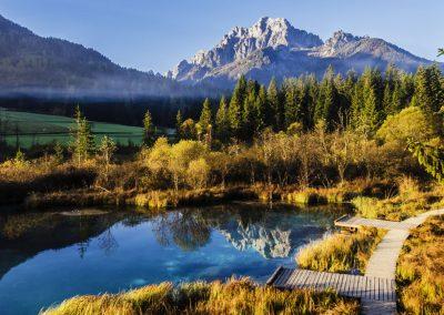 zelenci-lake-slovenia
